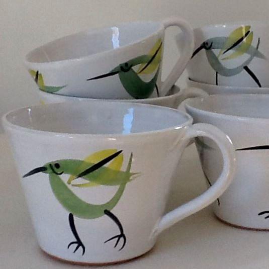 keramik koppar