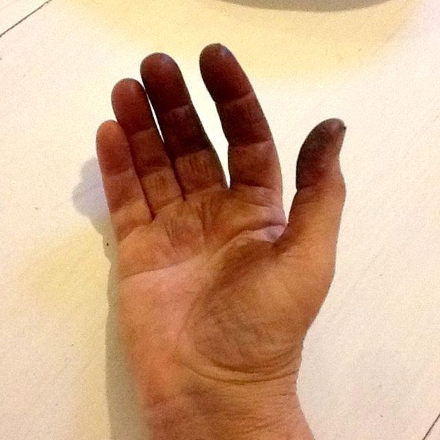 keramikerns hand
