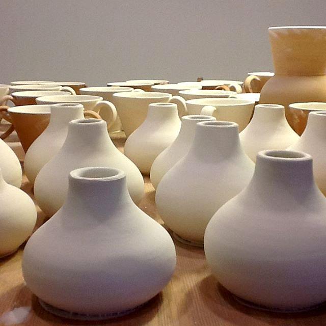 keramik glaserad