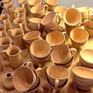 keramik skröjbränd